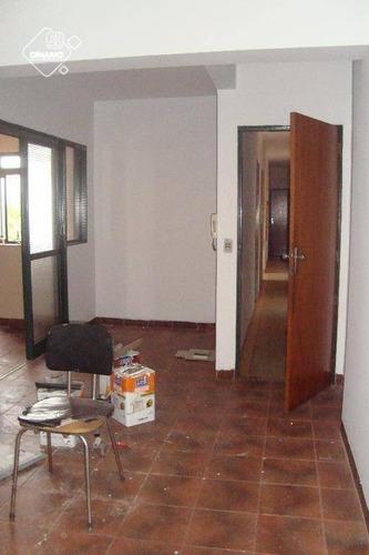 Prédio À Venda, Centro, Ribeirão Preto/sp - Pr0004