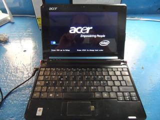 Laptop Acer Aspire One 1gb De Ram 160 Disco Duro