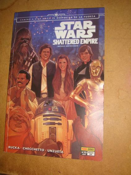 El Imperio Destrozado Star Wars Panini Comics