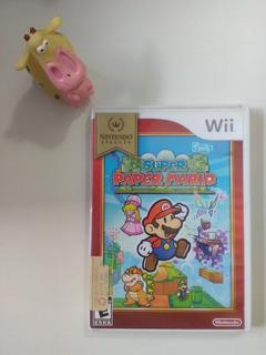 Super Paper Mario Wii Garantizado