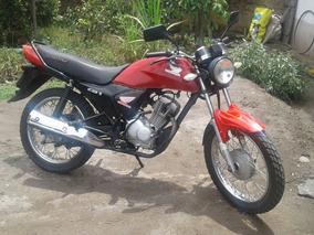 Vendo Una Linda Moto Honda
