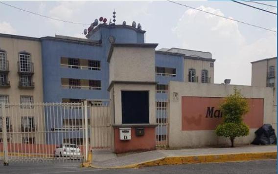 Excelente Departamento Acueducto En San Juan Ixhuatepec