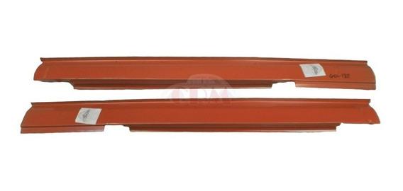 Caixa De Ar Gol G1 87/95- Quadrado - Par - Estriguaru