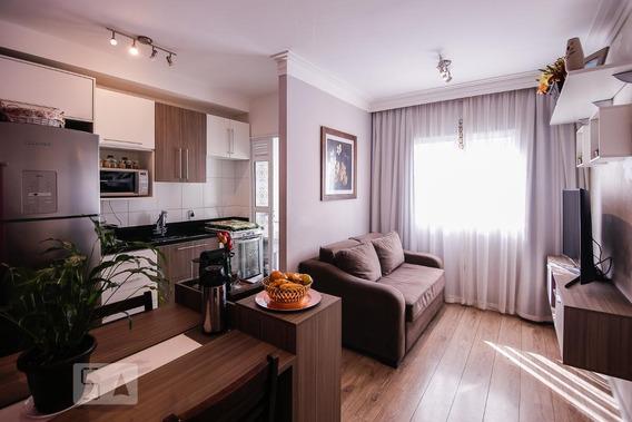Apartamento Para Aluguel - Bom Retiro, 1 Quarto, 33 - 893112356