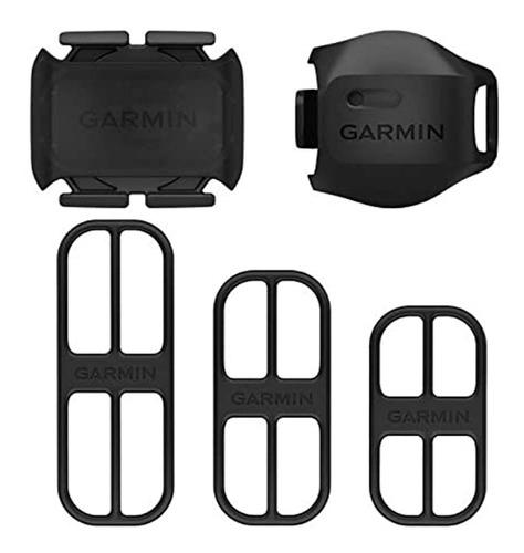 Imagem 1 de 7 de Kit Sensor Cadencia + Velocidade Garmin 2020 Edge Forerunner