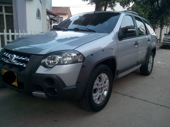 Fiat Palio Adventure 1.8 Full Equipo