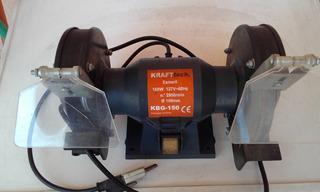 Kraft Tech - Esmeril De Bancada (150w)