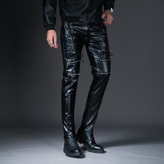 Pantalon Cuero Hombre Rock Mercadolibre Cl