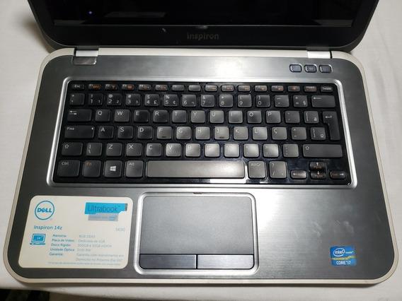 Dell 14z 5690 I7 Com Defeito