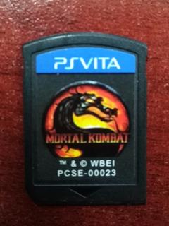 Mortal Kombat Psvita En Cosmo-games