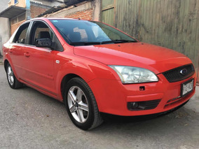 Ford Focus Sedan Sport 5vel Mt 2007