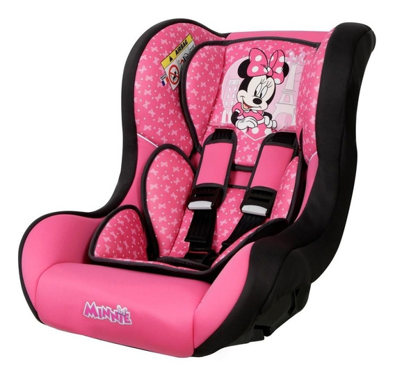 Cadeirinha Carro Trio Sp Confort Minnie Paris 0 A 25 Kg