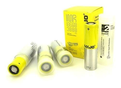Bateria 18650 Mxjo Original!