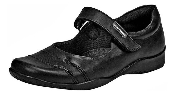Zapato Hush Puppies Kids 58509 Mujer Talla 21.5-26 Color Neg