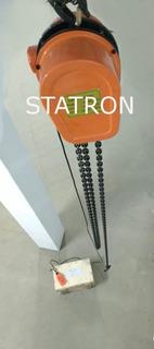 Talha De Corrente Eletrica 3ton 6mts Trifasica 220v