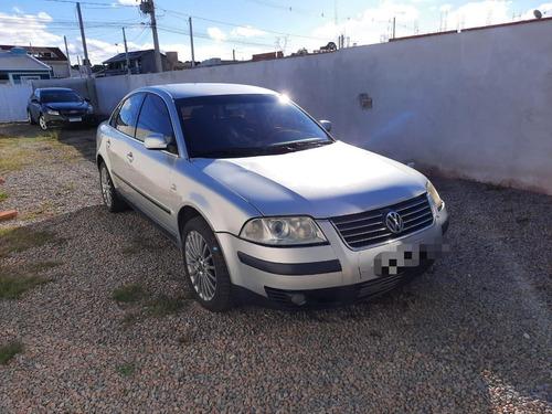 Imagem 1 de 10 de Volkswagen Passat 2003 1.8 Turbo 4p Automática