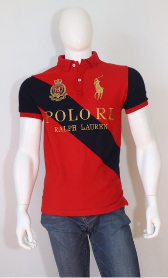 Playera Polo Rl