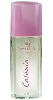 Desodorante Feminino Catânia Nawt