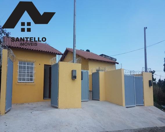 Casa Nova Pronta Para Morar - Ca00059 - 33131523