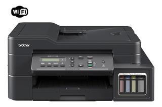 Multifunción Brother Dcp-t710w Con Sistema Continuo Original