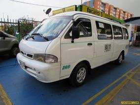 Autobuses Microbuses Kia Pregio