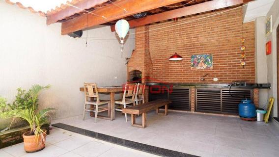 Sobrado Com 4 Dormitórios À Venda, 173 M² Por R$ 790.000,00 - Jardim Popular - São Paulo/sp - So2441