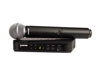Microfono Shure Blx24-sm58 Inalambrico Original