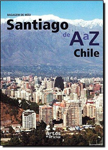 Livro Santiago De A A Z - Coleção Bagagem De Mão Português