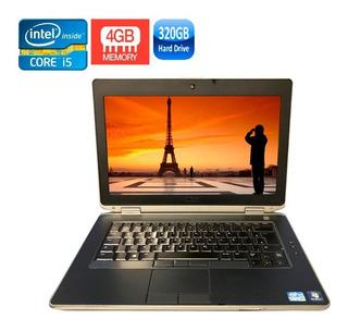 Notebook Dell E6430 I5 3° Geração 4gb Hd320gb + Bateria Nova
