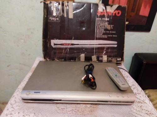 Reproductor De Dvd Sanyo