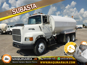 Camion Ford 1988 4,000gl,camiones,pipas De Agua