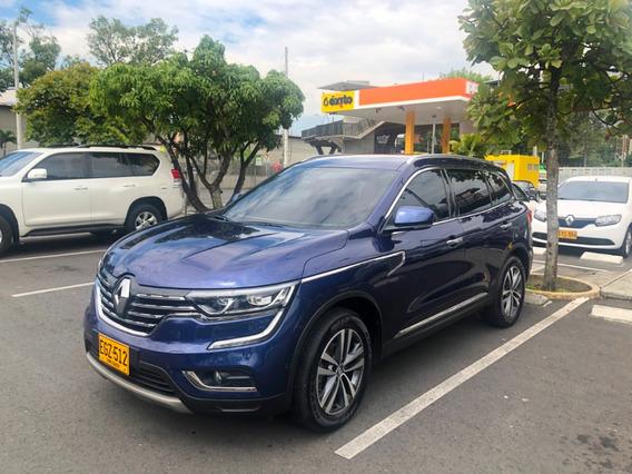 Renault New Koleos Intens At 4x4 2.5l