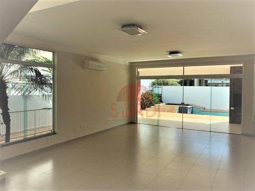 Imagem 1 de 12 de Sobrado À Venda, 270 M² Por R$ 1.380.000,00 - Jardim Saint Gerard - Ribeirão Preto/sp - So0575