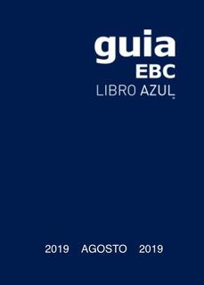 Libro Azul Guía Ebc Envío Incluido