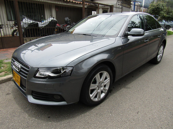 Audi A4 Luxury Full Equipo At 2000cc