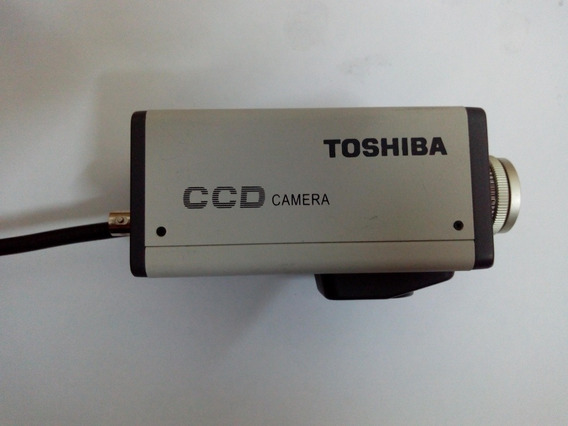 Lote 5 Camaras Seguridad Vigilancia Cctv Toshiba Hd
