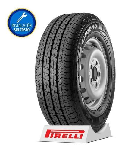 Neumaticos Pirelli Chrono 175 65 14 + Envío !