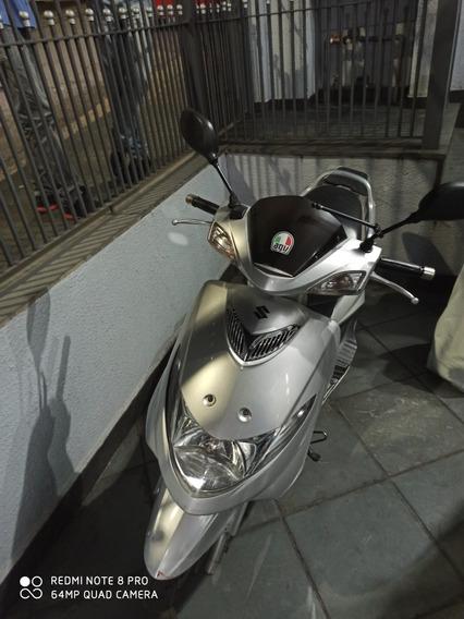 Suzuki Burgman 2008/09