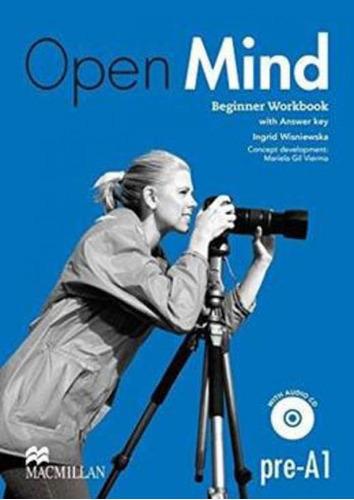 Imagem 1 de 1 de Open Mind Beginner - Workbook With Cd And Key