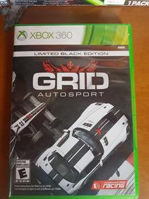 Grid Auto Sport Limited Black Edition Original Xbox 360