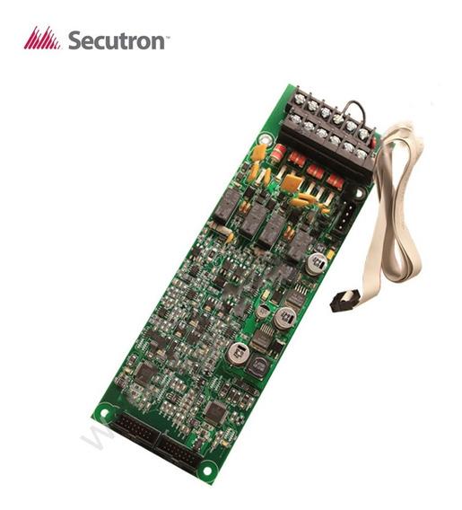 Modulo Expansor De 2 Lazos Y 252 Puntos Para Mr2351 Secutron
