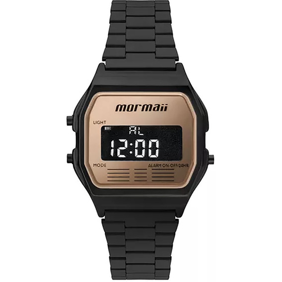 Relógio Mormaii Unissex Mojh02ao/4j
