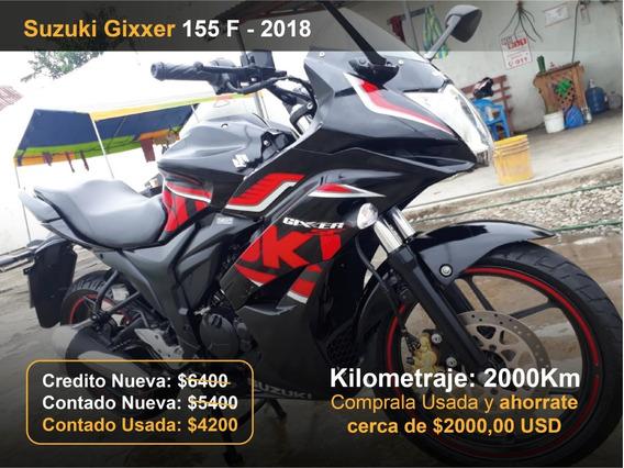 Moto Suzuki - Gsx 150 F - Negociable