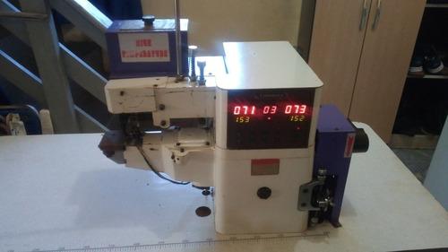 Máquina De Virar Corte Eletrônica Lanmax