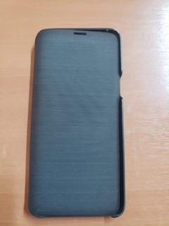 Funda Samsung Flip Led View Cover Galaxy S9 Original
