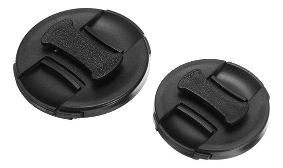 Lynca 67mm 82mm Câmera Lente Proteção Cap Bag Clip Anti Perd