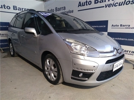 Citroen Grand C4 2.0 I Picasso Exclusive 16v Gasolina 4p Aut