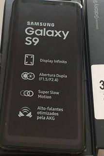 Celular Sansung S9 128 Gb Semi Novo Impecável
