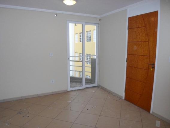 Apartamento Para Aluguel, 2 Dormitórios, Condomínio Nazareth - Mogi Mirim - 1