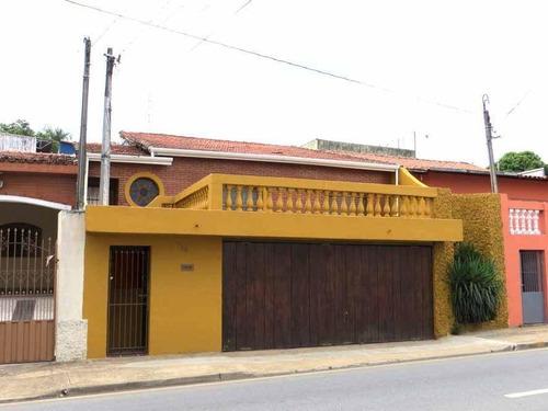Imagem 1 de 6 de Casa Residencial À Venda, Vila Barão, Sorocaba. - Ca8092